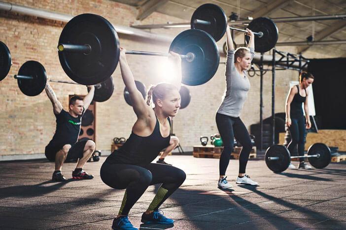 Schneller-Muskelaufbau