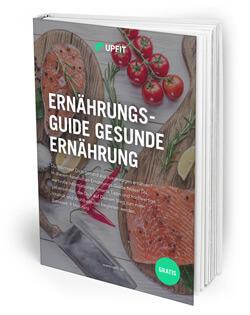 Upfit Ernährungs-Guide Gesunde Ernährung