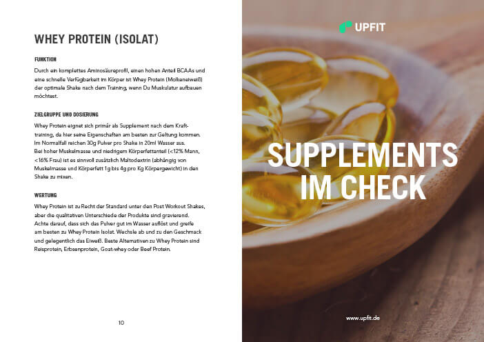 Supplement Guide Leseprobe 2